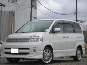 トヨタ ヴォクシー Z 煌 4WD 両側電動スライドドア1年間走行無制限保証 純正エアロ フォグ 社外17アルミ