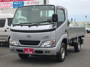トヨタ ダイナトラック ロングDX 4WD 荷台塗装済み エアコン付 ETC付
