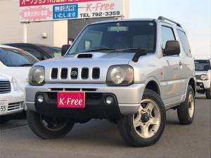 スズキ ジムニー XC 4WD 社外アルミ スタッドレスタイヤ