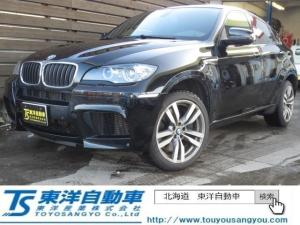BMW X6 M M4.4 4WD・ナビ・パワーシート・ETC・バックカメラ