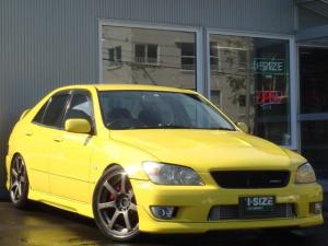 トヨタ アルテッツァ RS200 Zエディション BLITZスーチャー LSD