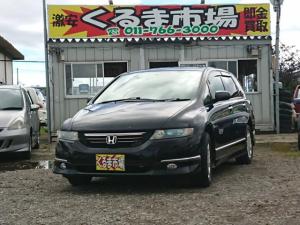 ホンダ オデッセイ M 4WD エアロ Tチェーン