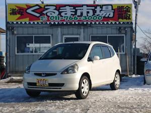 ホンダ フィット A Fパッケージ 4WD CVT オーディオ付