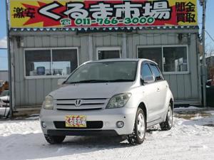 トヨタ イスト 1.5F LエディションHIDセレクションII 4WD AT オーディオ付 AC 修復歴無 5名乗り