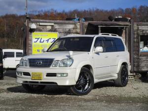 トヨタ ランドクルーザー100 VXリミテッド Gセレクション シグナス仕様 1ナンバー