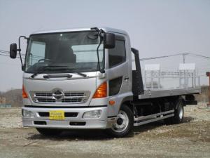 日野 レンジャー  積載車 ウィンチ リモコン付き 搬送車 3.45トン キャリアカー