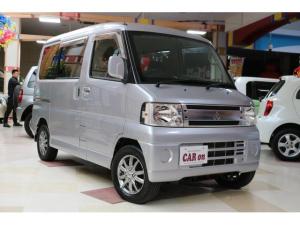 三菱 タウンボックス キャンパーRXターボ 4WD  ナビ バックカメラ ETC