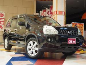 日産 エクストレイル 20X 4WD HDDナビ TV バックモニター ETC ドラレコ インテリジェントキー エンジンスターター 撥水シート 純正AW