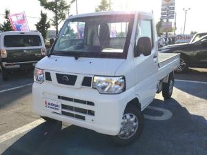 日産 クリッパートラック SD 4WD マニュアル 純正ラジオ