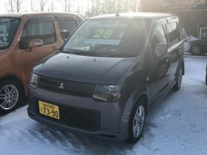 三菱 eKスポーツ R 4WD ターボ キーレス CD/MD 走行11.3万キロ