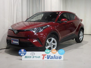 C-HR S-T 4WD TV