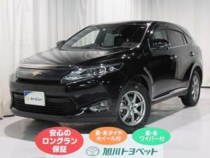 トヨタ ハリアー プレミアム 4WD