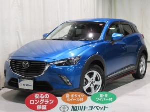マツダ CX-3 XD ツーリング P/K