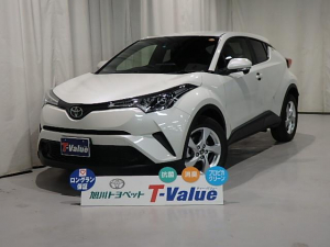 iトヨタ C-HR S-T 4WD TV