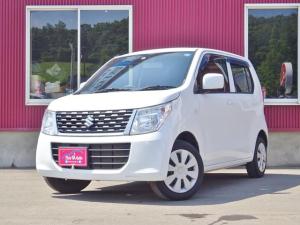 スズキ ワゴンR FX 4WD ナビTV シートヒーター キーレス