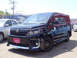 トヨタ ヴォクシー ZS SDナビTV バックカメラ フリップダウンモニター 片側電動スライドドア ETC