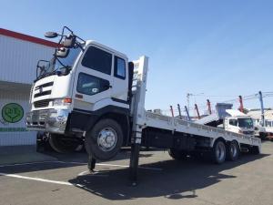 日産ディーゼル ビッグサム  セルフ ハイジャッキ 2デフ 積載13.6t 荷台内寸L933W235H23 21020CC