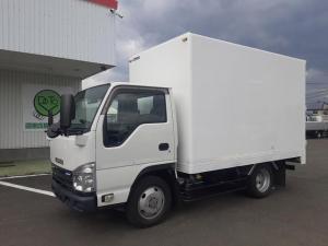 いすゞ エルフトラック  4WD オートマ 箱車 アルミバン 積載1.5t 荷台内寸L320W179H191