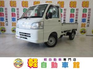 ダイハツ ハイゼットトラック エアコン・パワステ スペシャル マニュアル車 4WD
