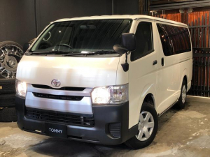 トヨタ ハイエースバン  社外ナビ/リアヒーター/ETC/寒冷地仕様