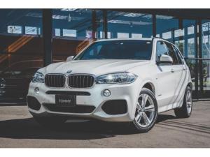 BMW X5 xDrive 35d Mスポーツ エアサス/衝突軽減/Aクルコン/Pリアゲート