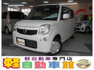 日産 モコ S FOUR ABS 4WD