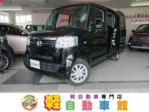 ホンダ N-BOX G ABS アイドリングストップ スマートキー 4WD