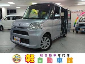 ダイハツ タント L ナビ ABS エコアイドル 4WD