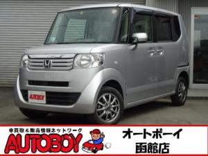ホンダ N-BOX G 4WD ECON 社外ナビ 社外アルミ 横滑り防止装置