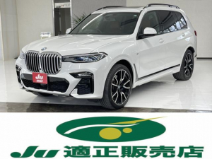 BMW X7 xDrive 35d Mスポーツ