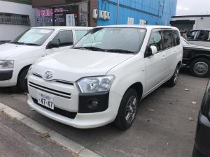 トヨタ サクシード UL-X 4WD PS パワーウィンドウ キーレス TSS