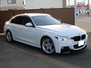 BMW 3シリーズ 340i Mスポーツ アドバンスドアクティブセーフティーPKG ACC ヘッドアップディスプレイ 黒革スポーツシート レーンディパーチャー・チェンジウォーニング NEWフロントスポイラー アダプティブLEDヘッドライト