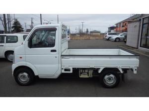 スズキ キャリイトラック KU ku アイチバージョン 本州仕入れ 4WD パワステ 5速マニュアル