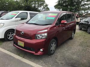 トヨタ ヴォクシー X 4WD 両側電動スライドドア ナビ AW ミニバン AC