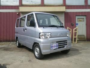 三菱 ミニキャブバン CD 4WD ワンオーナー 寒冷地仕様