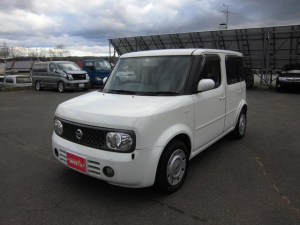 i日産 キューブ 14S FOUR 4WD ETC