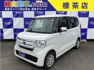 ホンダ N-BOX G・Lホンダセンシング 4WD ナビ ETC エンスタ 軽四