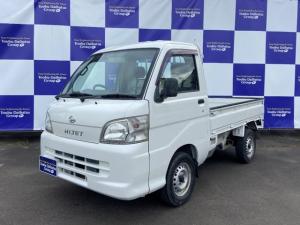 ダイハツ ハイゼットトラック スペシャル F5マニュアル エアコン パワステ 4WD 軽四 軽トラ