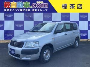 トヨタ サクシードバン U ガソリン オートマ 4WD ETC