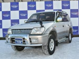 トヨタ ランドクルーザープラド  オートマ ディーゼル 4WD サンルーフ 5人 構造変更 1ナンバー