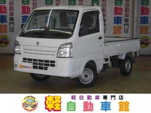 スズキ キャリイトラック KCエアコン・パワステ ABS マニュアル車 4WD