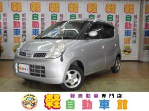日産 モコ E FOUR ナビ・TV ABS スマートキー 4WD