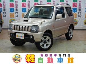 スズキ ジムニー ワイルドウインド ABS 4WD