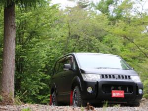 三菱 デリカD:5 シャモニー 4WD 両側パワスラ 地デジ シートヒーター