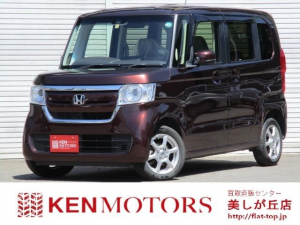ホンダ N-BOX G・Lホンダセンシング 4WD バックカメラ シートヒーター ETC