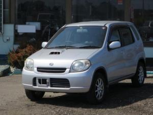 スズキ Kei Bターボ 4WD アルミホイール シートヒーター キーレス ABS Wエアバッグ