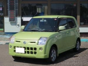 日産 ピノ E FOUR 4WD シートヒーター 寒冷地仕様 CD キーレス