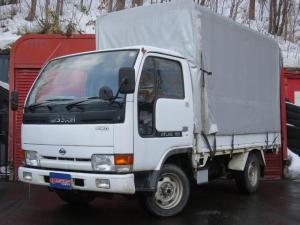 日産 アトラストラック  2.7ディーゼル 幌 4ナンバー 4WD