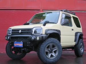 スズキ ジムニーワイド JZ 4WD オリジナル全塗装 リフトアップカスタム