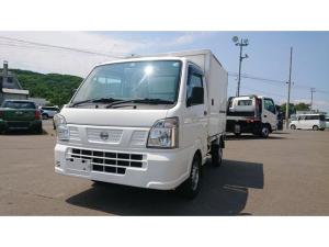 日産 NT100クリッパートラック DX 4WD アルミ保冷車 エアコン パワステ AT